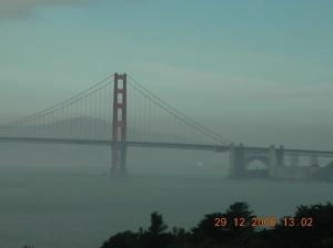 Land's End, San Francisco:  29 December 2008