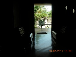 View From the Main Lobby, Balay Daku