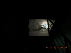 Ah, the Moon: Bacolod, July 2011