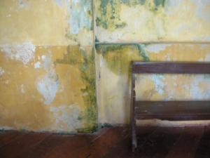 Still looking at walls, still in the Church of San Isidro Labrador