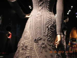 The utter fabulousness of Jean Paul Gaultier, now through August 19 at the de Young Museum in Golden Gate Park