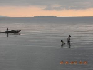 Sunrise, Bantayan Beach, Dumaguete
