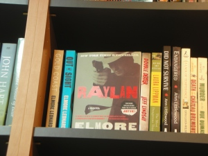 At Books, Inc. today, self's eyes were forcibly drawn to a shelf which happened to display:  xxxxx !!!