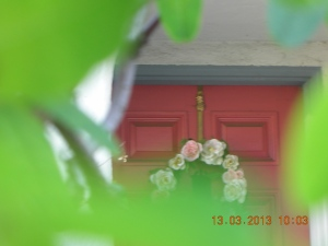 The Front Door, Early Spring