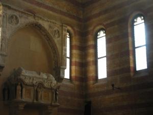 More of the Eremitani Church