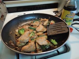 Stir-fried Chicken Tenderloins!