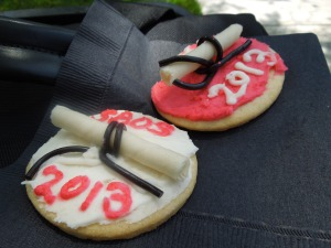 """The reception included a """"Candy Bar""""!  These cookies were absolutely scrumptious!"""