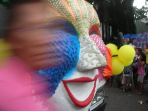 Masskara Festival, Bacolod City: October 2012