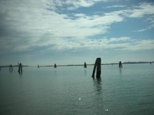 Venice, from the vaporetto en route to Burano