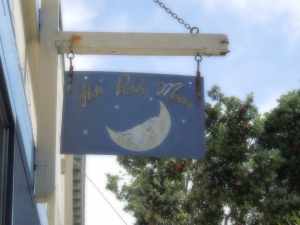 Sign # 2, Still on Main Street, Half Moon Bay