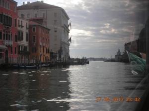 On the Vaporetto to Murano, April 2013