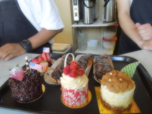 Pamplemousse Baked Delights! (downtown Redwood City)