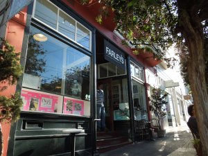 Farley's: such good coffee! 18th Street (Potrero Hill)