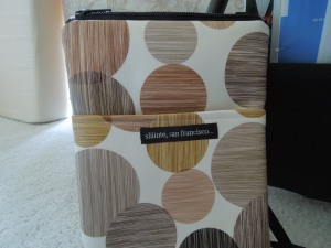 A Slainte Bag:  These bags are the best!  There's one she always uses to Bacolod.