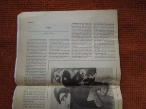 The Threepenny Review, Fall 1995