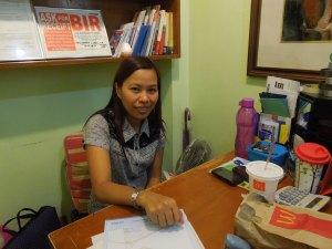The Medical Secretary:  Dang Facturan