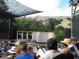 Cal Shakes in Orinda.  The play was Oscar Wilde's