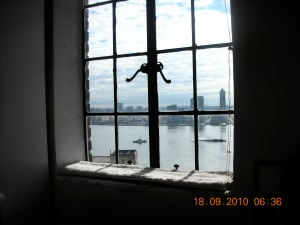 View of the East River from Tudor Place, Manhattan