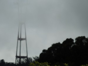 Sutro Tower, San Francisco: Waiting for The Invasion of the Body Snatchers