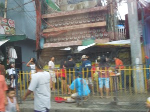 Grimy, Gritty, Overpopulated:  Manila 2013
