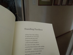 P. 1 of Mary Ruefle's SELECTED POEMS (Wave Books, 2010)