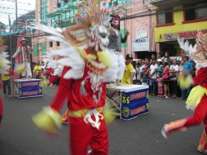 Masskara Festival, Bacolod City, 2012
