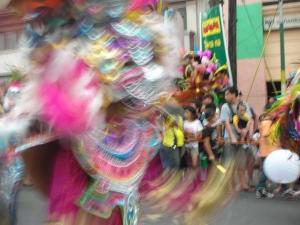 Masskara Street Festival, October 2012