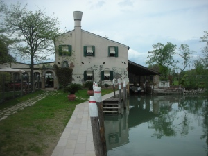 Torcello:  late April 2013