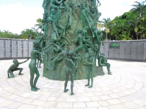 Holocaust Memorial, South Beach, Miami