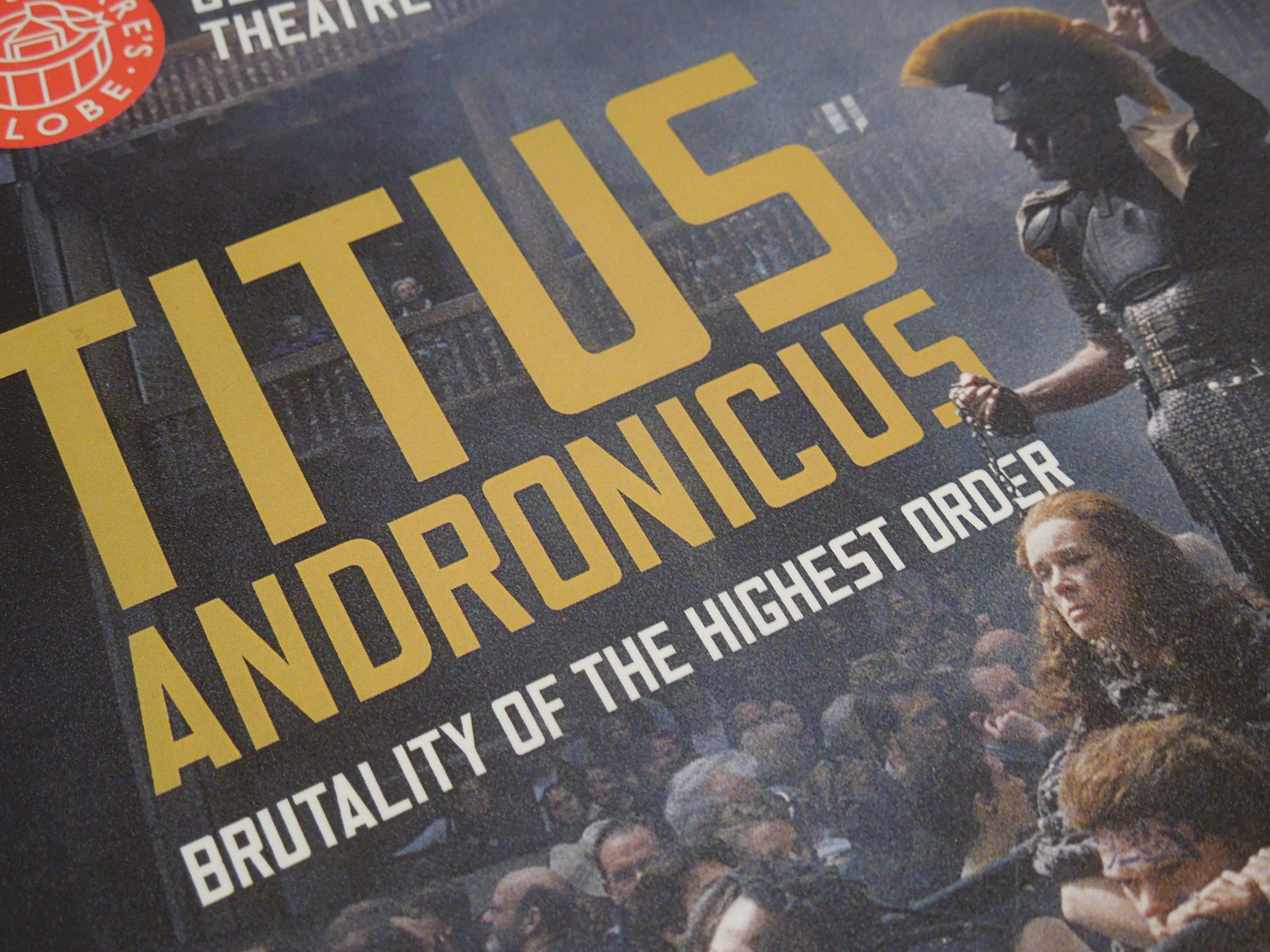 titus andronicus essay This essay focuses on the characters's awareness of roman cultural traditions in  shakespeare's titus andronicus, especially the dual foundation stories for.