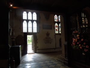 """The Chapel at Christ Church (which is hardly a """"chapel"""") in Oxford, England"""