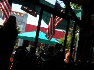 City Pub, Broadway Ave., Redwood City (After the Fourth of July Parade)