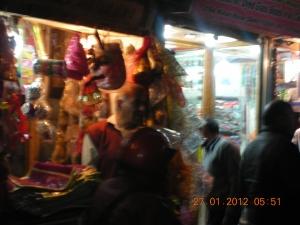 Night Market, Old New Delhi: January 2012