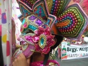 Street Dancer, Masskara Festival, October 2012