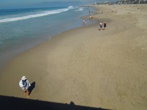 Venice Beach Boardwalk, 17 September 2014