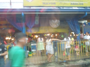 More of the Streets of Manila as Seen Through a Car Window