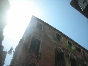 Street Corner, Venice: April 2013