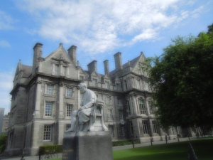 Trinity College, Dublin: June 2014