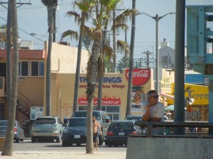 Coca-Cola, Hot Wings, and Palm Trees: More Convergence in Venice Beach, California