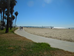 Venice Beach:  Monday, Nov. 3, 2014