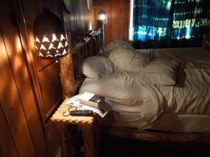 Bedding, Motel Room, Ojai