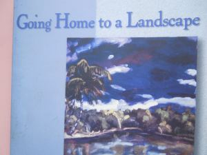 "Cover Art was ""Tropical Landscape II"" by San Diego-based Filipino artist Dixie Galapon."