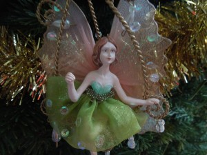Another From Self's Collection of Tree Ornaments (None of them Match)