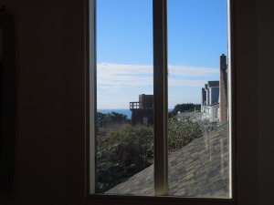 View From Old Fellows Hall, 2nd Floor