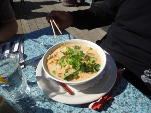 Thai Hotpot at The Mendocino Café, Saturday Feb. 28