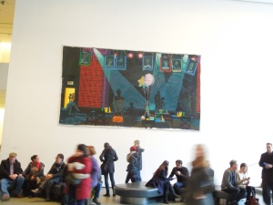 Main Lobby, Museum of Modern Art