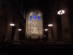 St. Thomas Episcopalian Church, Fifth Avenue, New York City