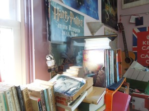 The Bedroom of a Harry Potter Fan