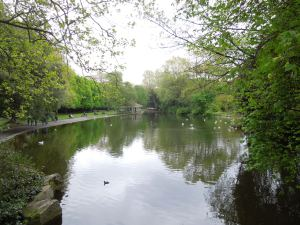 More of St. Stephen's Green
