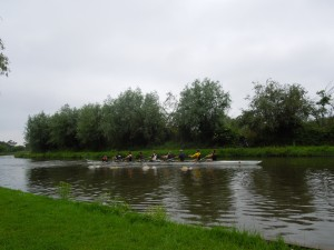 Men's Crew, Cambridge, May 2014